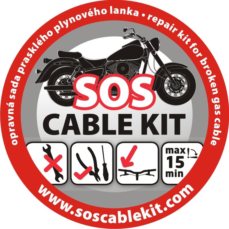 SOS Cable KIT sada